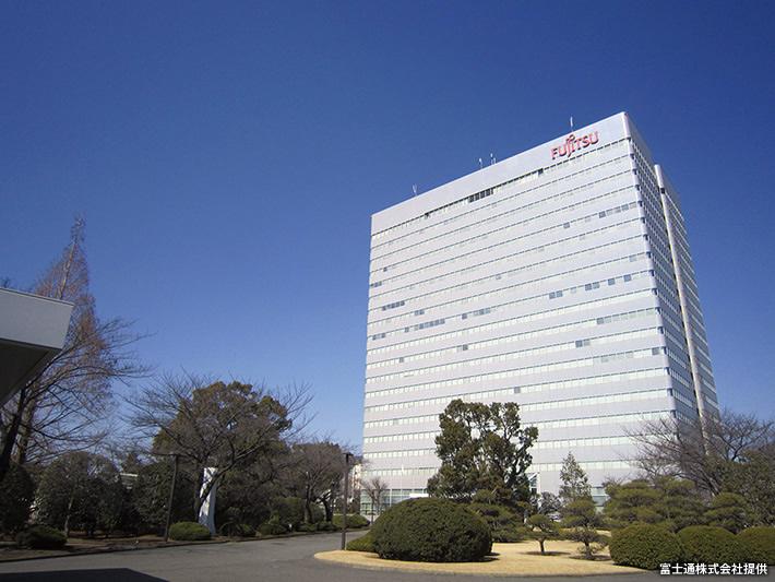 川崎工場 富士通